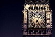 Que horas são? / Relógios, de todos os tipos, formatos e tamanhos.