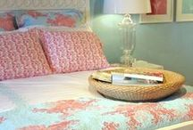 Master Bedroom / Decoration Ideas, Bedding, Curtain, Furniture, Beds, Wallpaint, Carpet