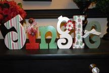 Christmas Spirit / christmas,red,glitter,mistle toe,cozy,stockings,fireplace, decoration,cookies,frosting,santa
