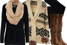 Brrrr Dress me for Winter / #cold weather clothing, coats, boots, faux fur, sweaters