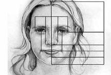 Art Instruction-Portraits