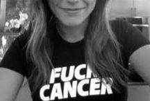 Fukc Cancer / the Big C, Cancer, Krebs, Chemo, Fuck it all, Survivor