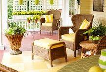 Casa: Varandas / Varandas, alpendres, sacadas, terraços, pérgulas etc.