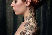 Tatt it up / tattoos, artwork on skin