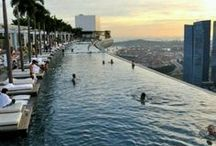 Swimming pools / Amazing swimming pools from around the world.