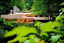 Frank Lloyd Wright / Architecture by Frank Lloyd Wright