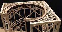 Architectural models / Architectural models of projects from around the globe.