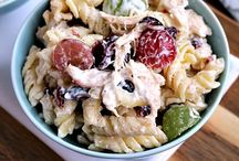 Salads & Pasta Bowls / Salads Galore..Pasta too!! / by Recipe Box