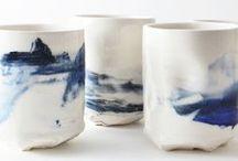 Ceramics + Tables / Inspiring ceramics and table settings.