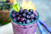 Smooth It All Out! / Healthy smoothies and drinks for the mind, body and soul / by Rhonda Cardona
