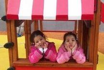 Kids just want to have fun / Uśmiech dziecka, beztroska i bezpieczna zabawa