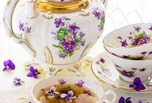 Teacup, mug & pots