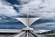 Santiago Calatrava / Architecture around the world by Santiago Calatrava