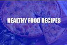 Healthy Food Recipes / Here we share delicious and healthy food recipes