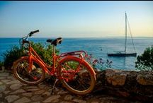 Nice by bike / City tours, photos