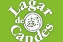 """Lagar de Candes D.O. Rias Baixas, y Lope Vinos&Gourmet, en Madrid / Lagar de Candes es una empresa de carácter familiar basada en la experiencia y que une a la tradición con técnicas más modernas, con el único fin de contribuir a elevar este vino, a su cuna y a sus gentes en el umbral de la Denominación de Origen Rías Baixas. La bodega está situada en Meaño, en el """"Corazón del Salnés"""", donde se dan unas condiciones inmejorables para el cultivo de la uva albariña . Cuarta generación, siguiendo los pasos de nuestros antepasados"""