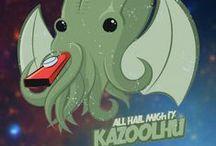 Kazoolhu / http://kazoolhu.wix.com/kazoolhu https://www.twitch.tv/kazoolhu