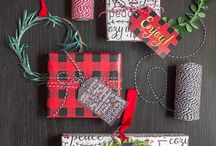 Geschenke schön einpacken