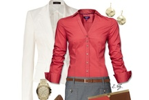 outfits / by Blanca Agundez