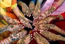 Style - Henna / Henna is an incredible way to add drama and flair! We can't get enough!