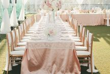 Wedding - Reception / Its all in the details! Wedding reception dreams, ideas and goals!