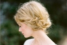 Wedding - Hair & Makeup / The bride is the star of the show and must look her best! Ideas, inspiration and goals for the perfect wedding look!