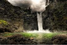 Cachoeiras mais lindas do mundo ! / Arte da Natureza !