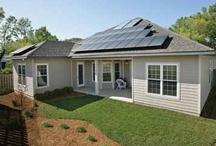 Zero Energy Solar Homes