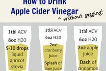 apple cider vinergar