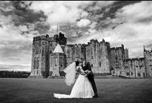 Weddings at Alnwick Castle / Alnwick Castle is a magnificent wedding venue, with a long history of entertaining and hospitality. The spectacular Guest Hall and the idyllic Hulne Abbey are unforgettable locations, making your wedding all you ever dreamed of. Visit our website for more information: www.alnwickcastle.com/weddings