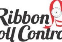 Ribbon Roll Control Holders