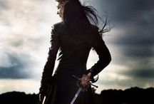 Glory and Gore / ...we let our battles chose us.   warriors, the good fight, swords, archery, assassins.