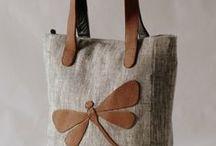Diy bags, purses, wallets etc