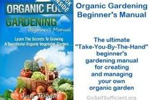Great Books / Read Up On Self Sufficiency, Gardening And More