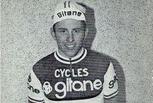 Peloton 1973 / Foto's, wielerplaatjes,fotokaarten van wielrenners etc. uit 1973.