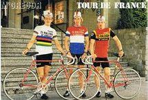 TI Raleigh 1974-1983 / Fotokaarten, stickers en ander (reclame)materiaal van/over deze wielerploeg.