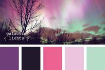 Kleur kaarten