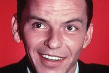 Ol' Blue Eyes / The multi-faceted, one and only, Frank Sinatra / by Roseanne Marie