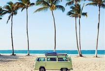 BEACH / SUMMER / Because it's always summer somewhere.
