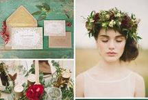 Rustic Wedding Inspiration / There is nothing quite like the romantic styling of a rustic wedding, so we've created a pinboard to show you the breathtaking ideas and inspirations from around the web.