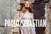 Paolo Sebastian 2015-16 Spring/Summer Couture