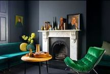 Contemporary Interiors / Modern, contemporary inspired interiors.