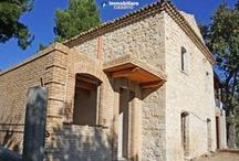 Stone country house under renovation, ideal for B&B with 4 acres of land for sale / Typical stone country home located about 1km from Dogliola village, at the end of a cul-de-sac road. At the moment the property is being renovated and comprises of: 4 en-suite bedrooms, living room with kitchen and dining area of about 60 sq.mt. including a fireplace and balcony with panoramic view, a portico and a terrace on one side, 2 cellars and about 4 hectares of land with olive trees and oak trees. Ideal investment as a B&B or farmhouse.