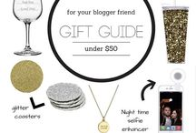 Gift Guides & Ideas / Have no idea what to get for your best friend? Or your Partner? What about your Parents? Gifting can be HARD! So we're collecting the best gift guides and gift ideas! Some we'd love to gift and a few we'd love to get too!