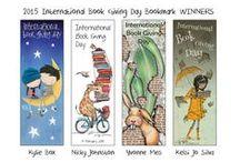 Закладки для книг / Bookmarks