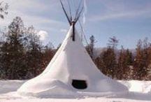 Profiter de l'hiver au Québec! / Découvrez des activités extérieures et des sports d'hiver à essayer au Québec. Nos idées vous assureront un hiver occupé dans toutes les régions du Québec. Plaisir et sensations fortes seront au rendez-vous cet hiver!