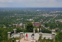 Centre-du-Québec / Découvrez le Centre-du-Québec et ses attraits touristiques. Vous pourrez ajouter ses activités à votre itinéraire lors de vos vacances dans cette région!