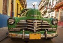 Cuba / Découvrez les meilleures façons de visiter Cuba et de voyager dans la capitale La Havane et les autres villes de ce pays: Varadero, Cayo Coco, etc.
