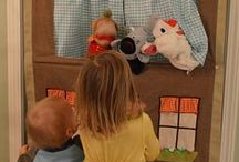 ТЕАТР с детьми и для детей/ Theater with and for children