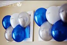 Из ВОЗДУШНЫХ ШАРОВ/ Of balloons